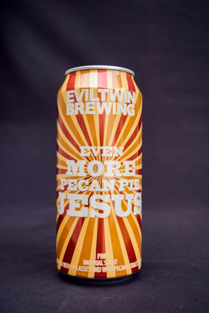 Evil Twin Even More Pecan Pie Jesus Imperial Stout