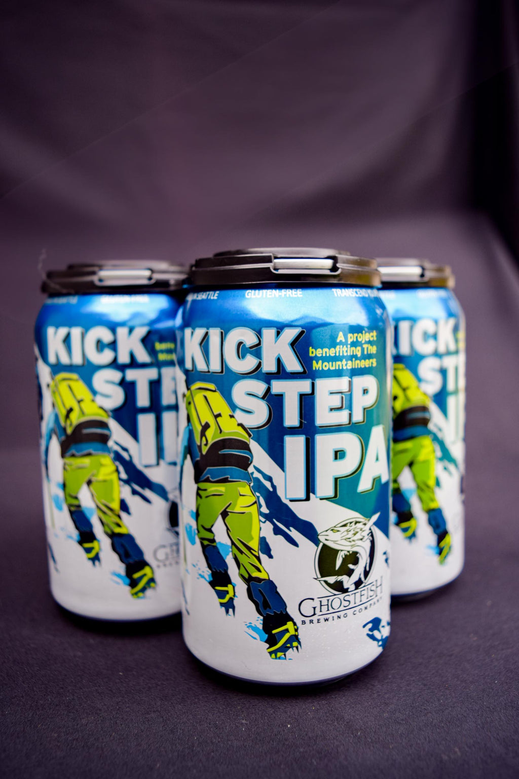 Buy Ghostfish Kick Step IPA - Gluten-Free Online
