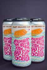 Buy Fat Orange Cat Remove the Beer from the Bottom of the Ocean IPA Online
