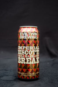 Evil Twin Imperial Biscotti Hazelnut Chili Break Stout