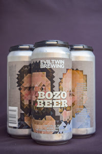 Evil Twin Bozo Beer Imperial Stout