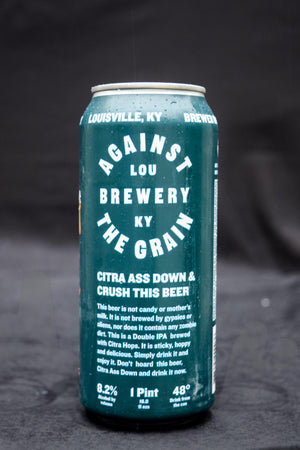 Find Against the Grain Citra Ass Down Double IPA Online