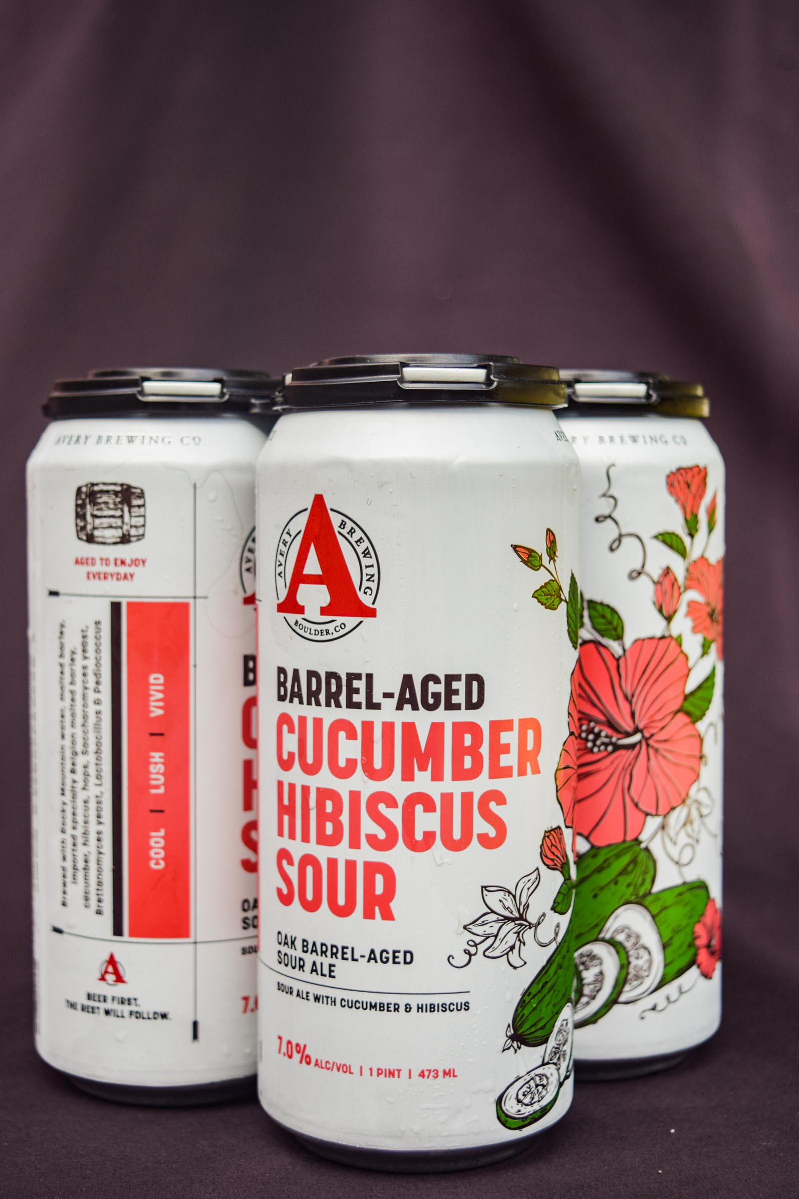 Buy Avery Barrel Aged Cucumber Hibiscus Sour Online