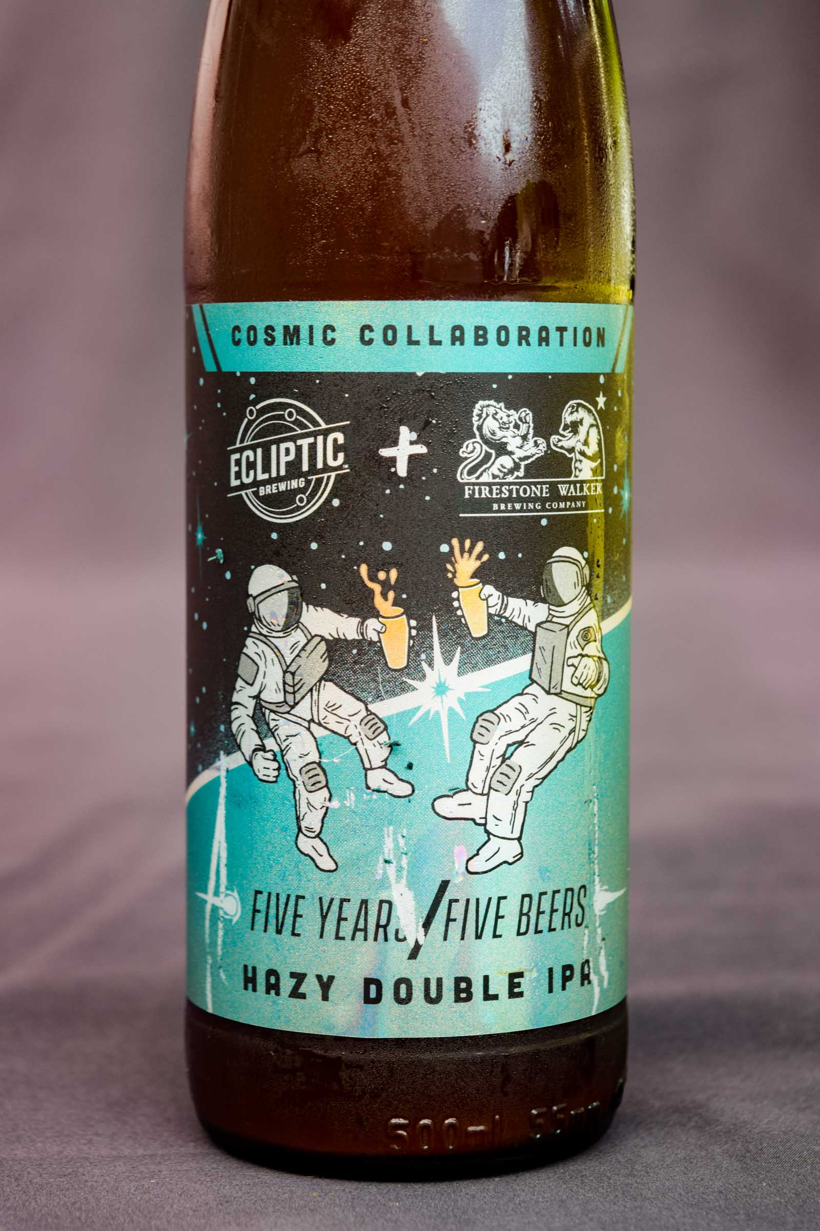 Ecliptic Brewing + Firestone Walker Hazy Double IPA