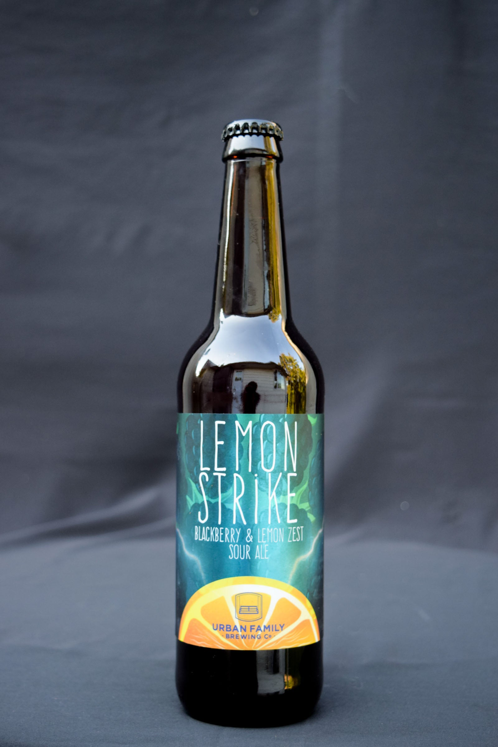 Urban Family Lemon Strike Sour Ale