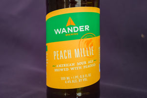 Wander Peach Millie Sour