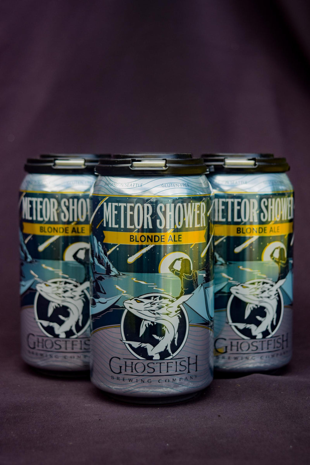 Buy Ghostfish Meteor Shower Blonde Ale  Online