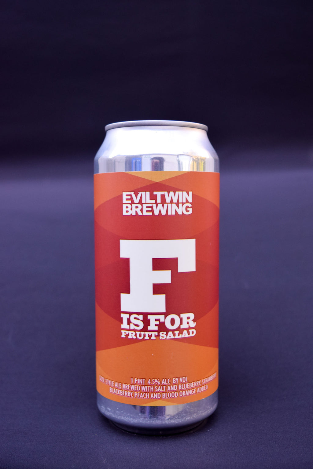 Evil Twin F is for Fruit Salad Gose