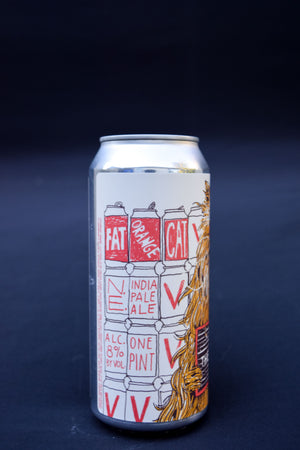 Buy Fat Orange Cat Vito the Beer Cat Whale IPA Online