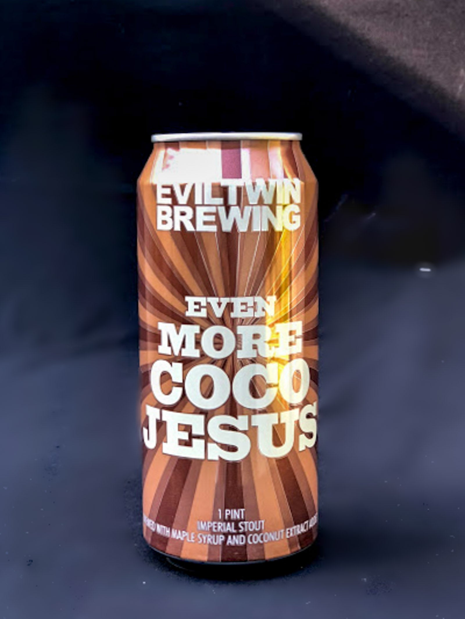 Evil Twin- Even More Coco Jesus - Imperial Stout