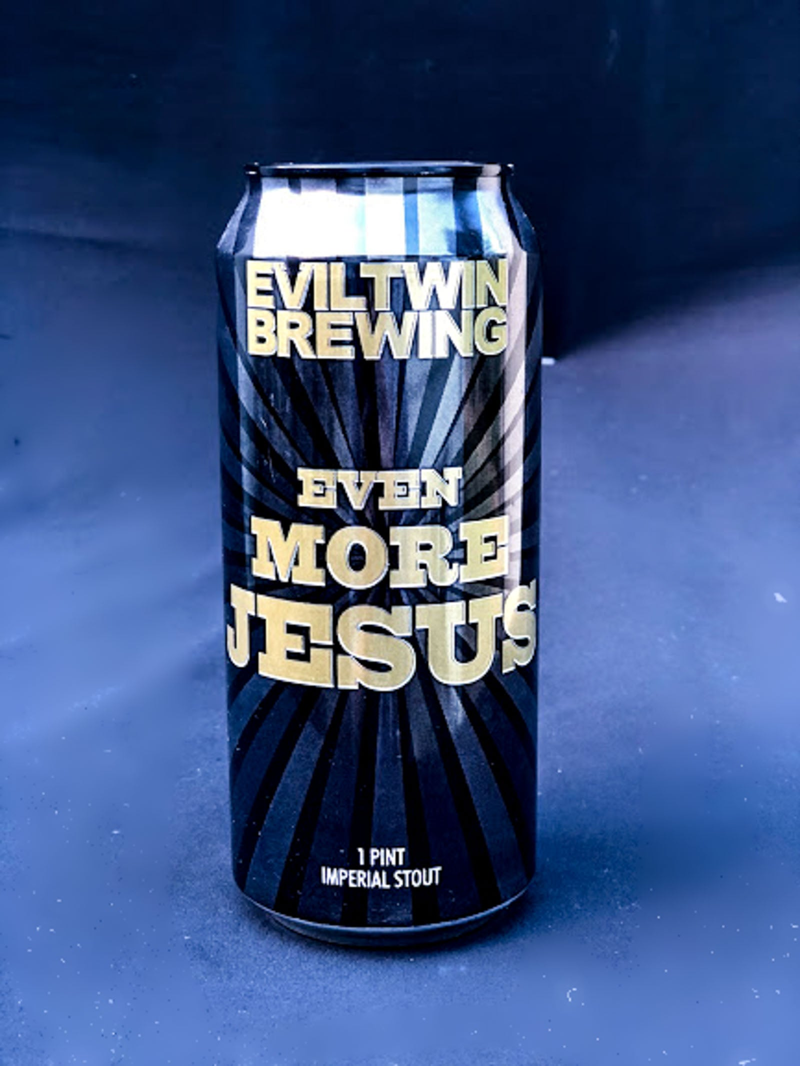 Evil Twin- Even More Jesus - Imperial Stout
