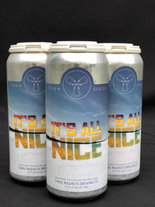 Buy 3 Magnets Brewing It's All Nice DIPA Online