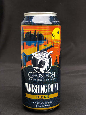Ghostfish Vanishing Point Pale Ale - Gluten Free