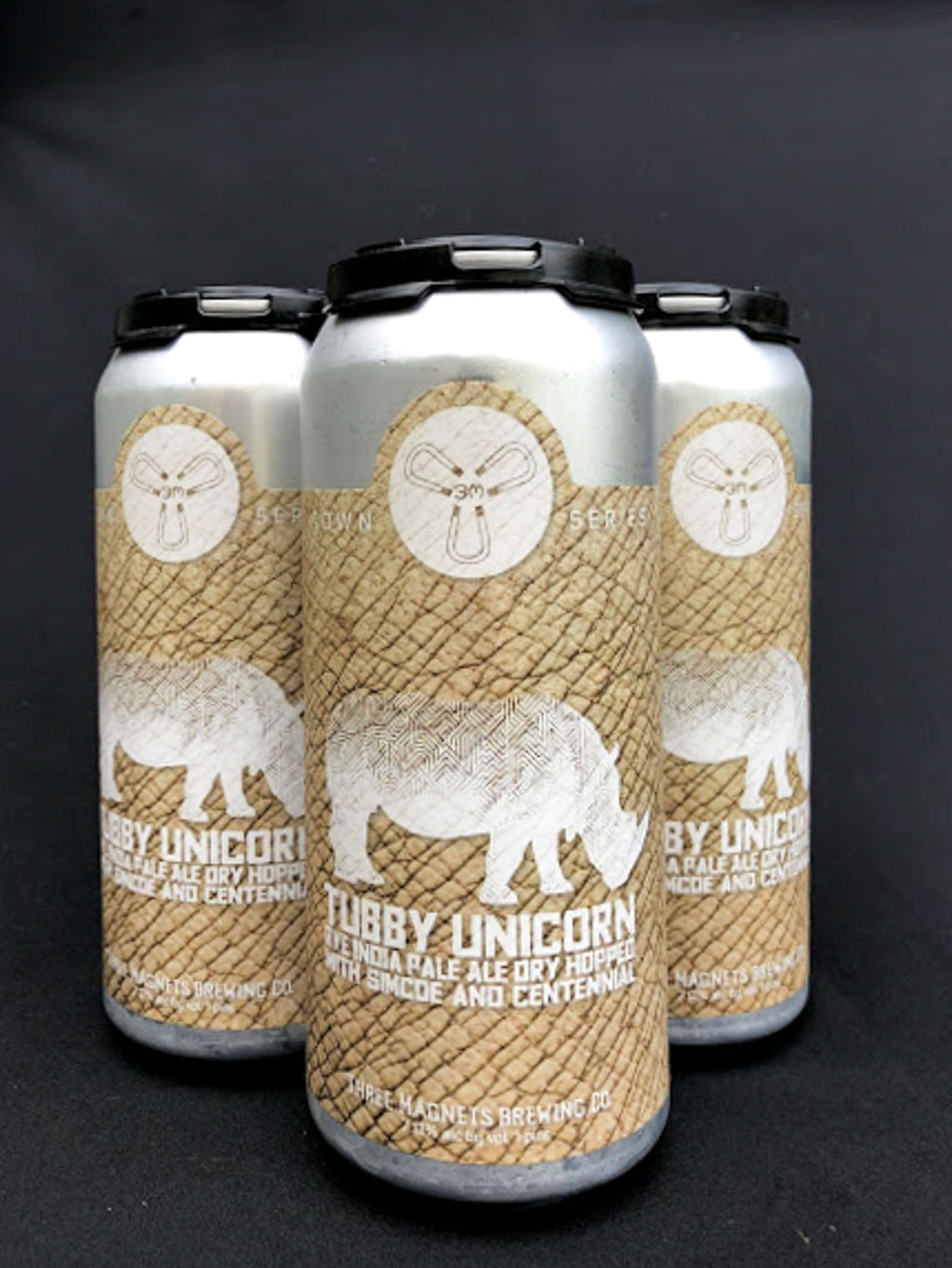 Buy 3 Magnets Brewing Tubby Unicorn Rye IPA Online