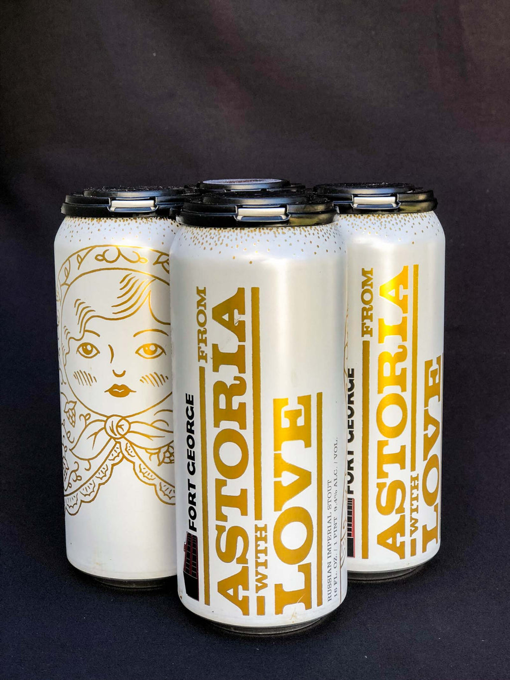 Buy Fort George From Astoria with Love Russian Imperial Stout Online