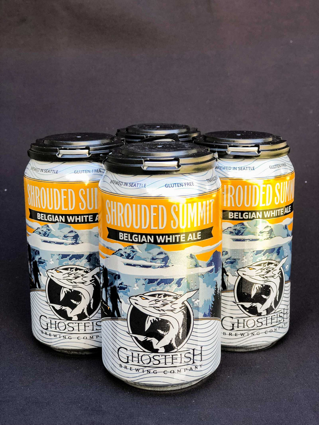 Buy Ghostfish Shrouded Summit Belgian White Ale Online