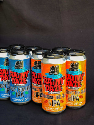 Buy Rainy Daze Brewing Beer Online
