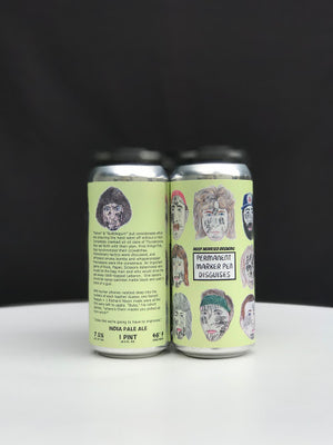 Hoof Hearted Permanent Marker Pen Disguises IPA