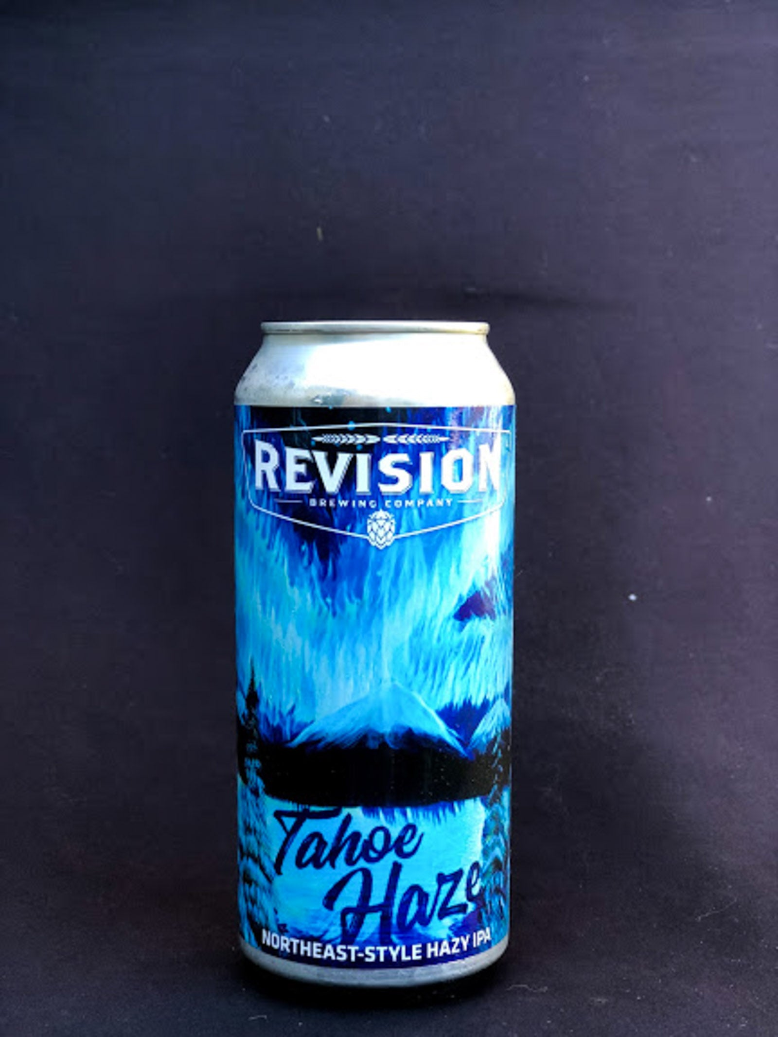 Revision Brewing Tahoe Haze NE Hazy IPA