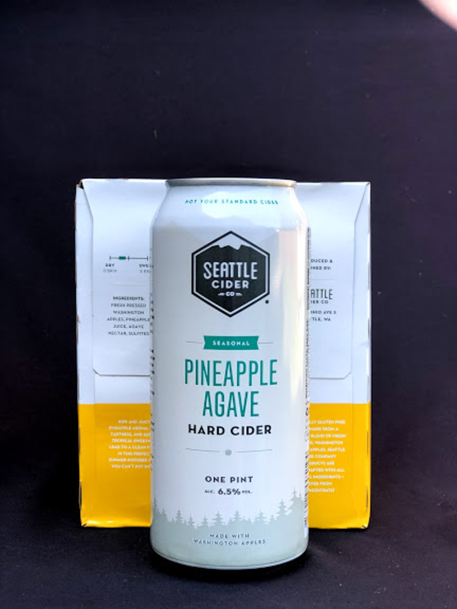 Buy Seattle Cider Pineapple Agave Online