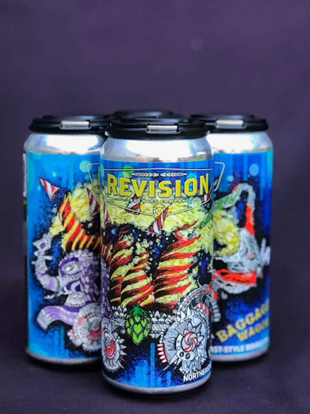Buy Revision Brewing Baggage Wagon DIPA Online