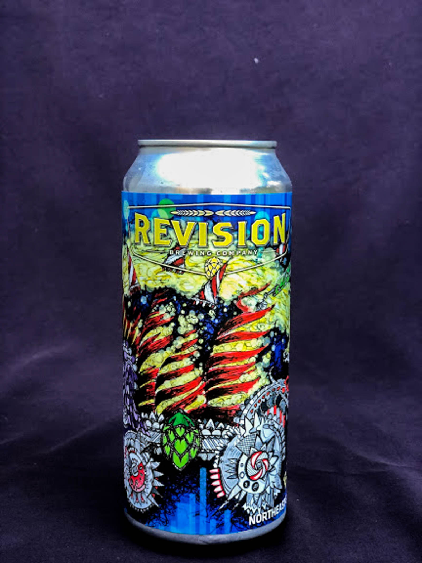 Revision Brewing Baggage Wagon DIPA