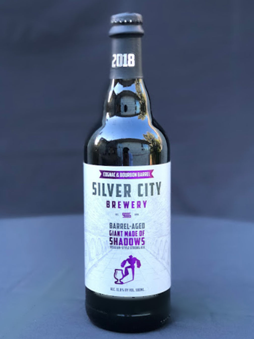 Silver City Barrel-Aged Giant Made of Shadows