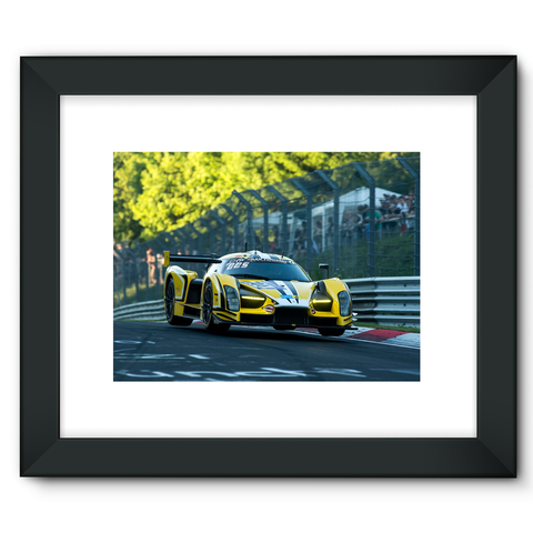 704 Traum Motorsport - Framed Fine Art Print