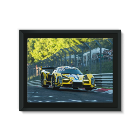 704 Traum Motorsport - Framed Canvas
