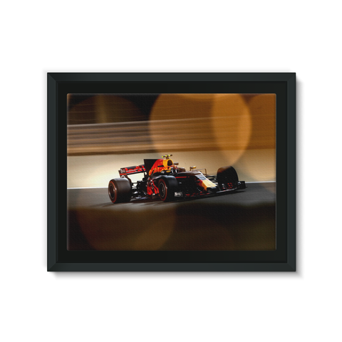 _X4I8618 - Framed Canvas