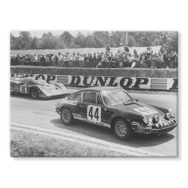 Le Mans 1971 - Stretched Canvas