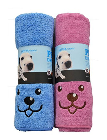 Koncpt U:Ultraneat Pet Microfiber Towel for Cleaning and Warming, Koncpt U