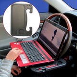 Koncpt U:New Car Laptop Tray Bar Eating Steering Wheel, Koncpt U