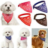 Koncpt U:Adjustable Pet Puppy Scarf | Bandana with Collar, Koncpt U