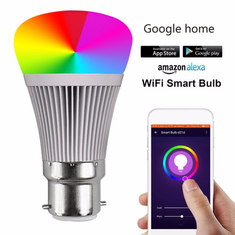 Koncpt U:Smart Light Bulbs Wifi Switch Led Color Changing, Koncpt U