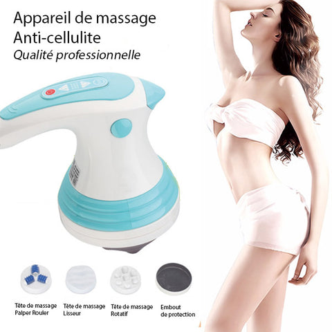 Appareil de massage anti-cellulite
