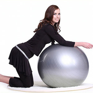 Ballon de gym Fitball ballon suisse ballon de Pilates ballon de yoga gainage remise en forme mincir fitness yoga gym abdo
