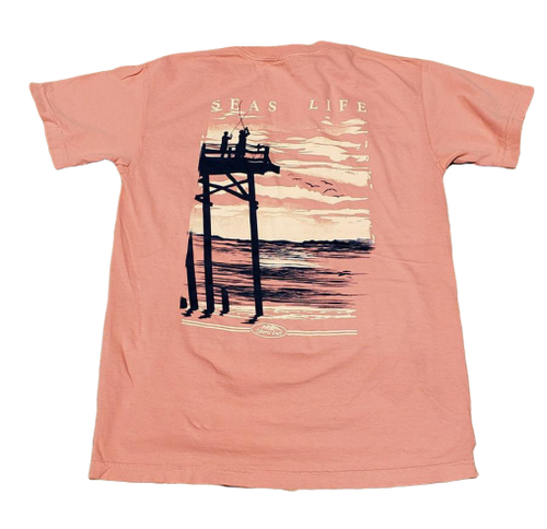 Shores East Seas Life Tee