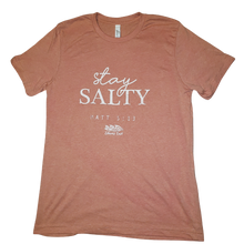Shores East Stay Salty Women's Tee