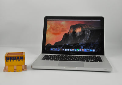"Apple Macbook Pro A1278 13.3"" Core i5 2.5GHz 4GB RAM 320GB HDD OS X Sierra"