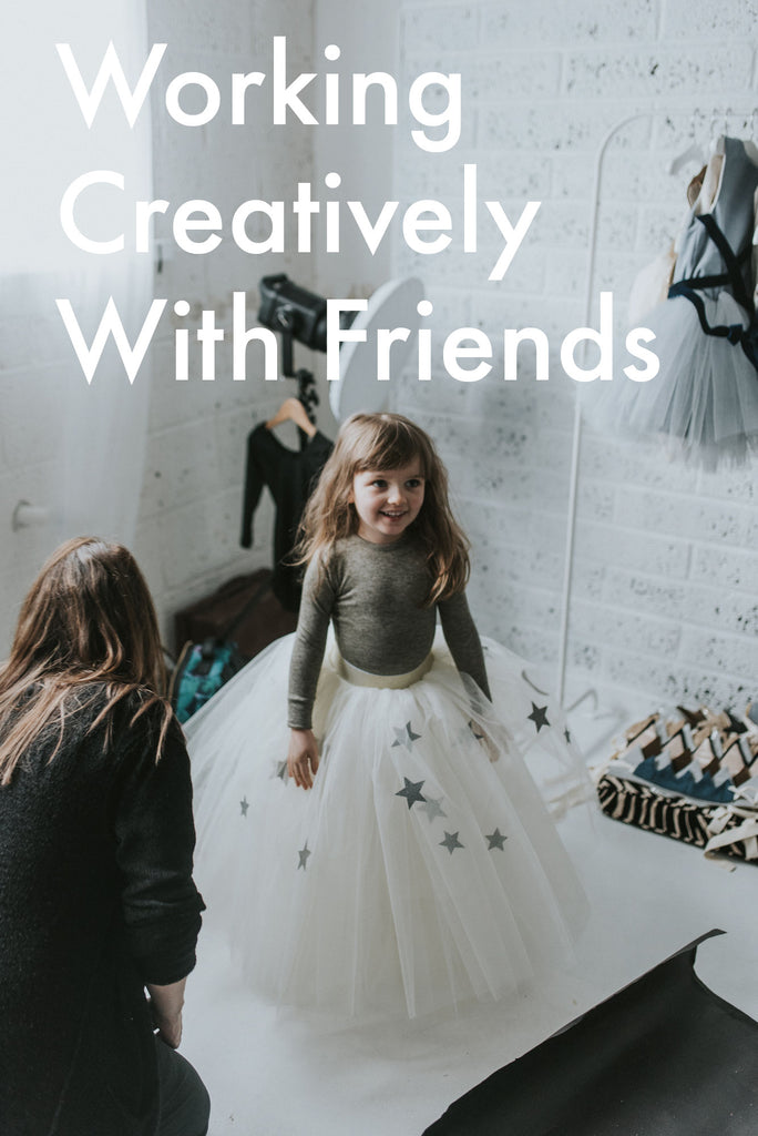 Claire Pérez on Working Creatively with Friends