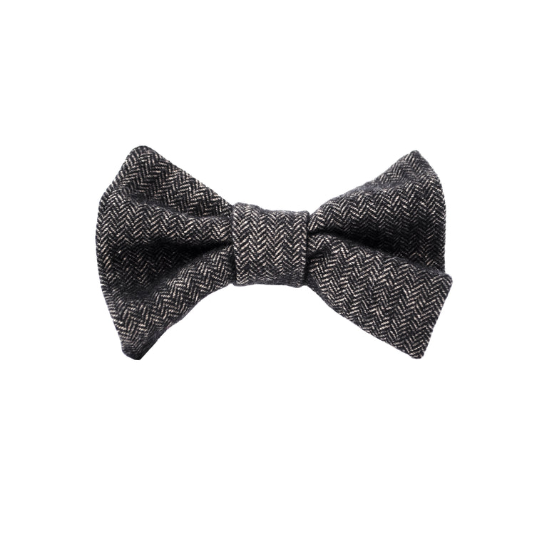 British Tweed Bow Tie