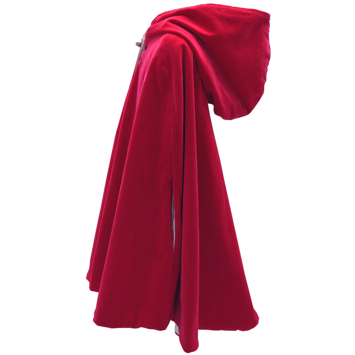 Winterberry Hooded Cape