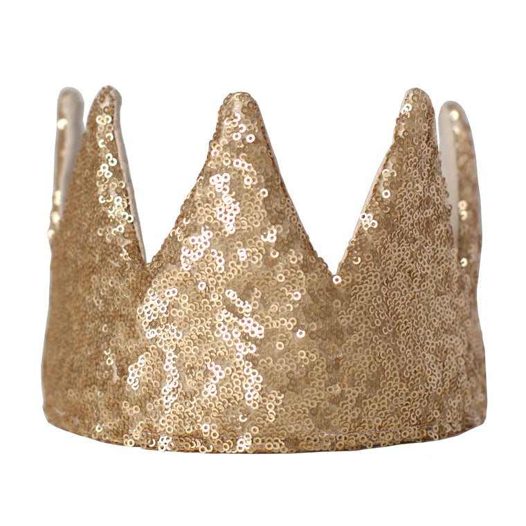 Antique Gold Crown