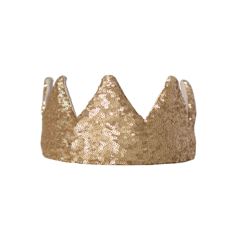 Toy Antique Gold Crown
