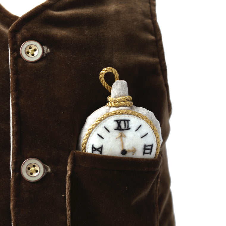 Fable Heart Time Traveller's Pocket Watch