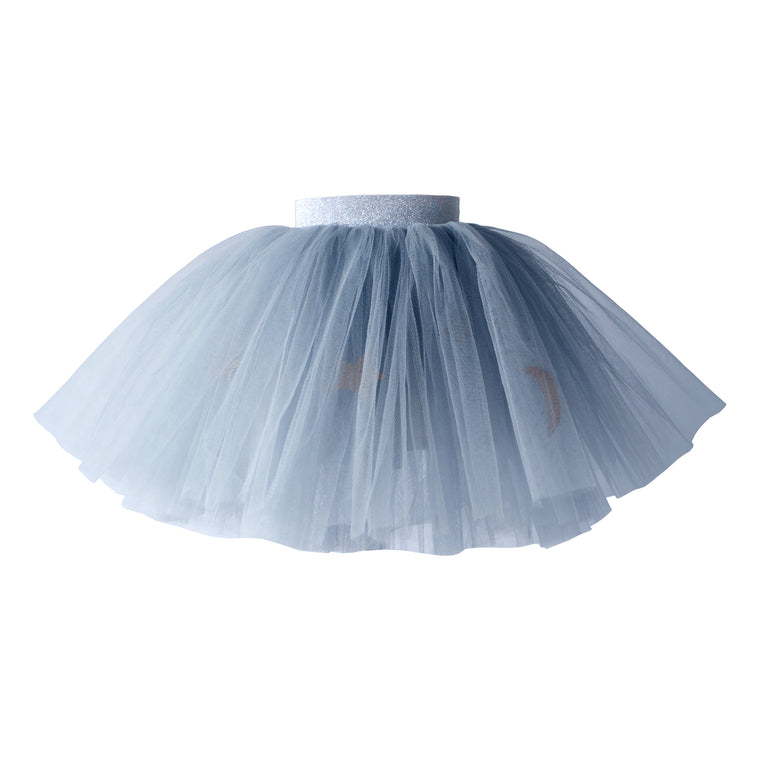 Grey Moon & Stars Tutu (Short)