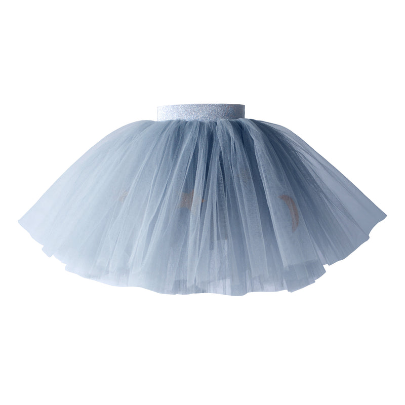 Fable Heart Grey Moon & Stars Tutu (Short)