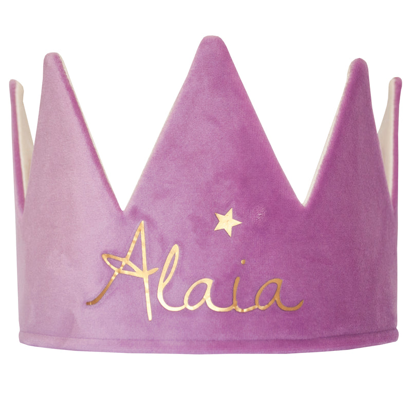 Clover Personalised Crown