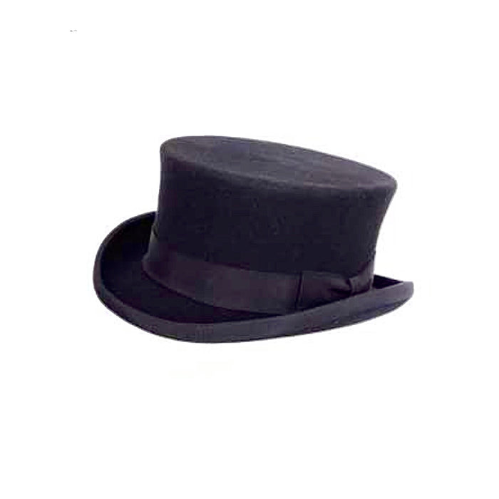 Ebony Top Hat